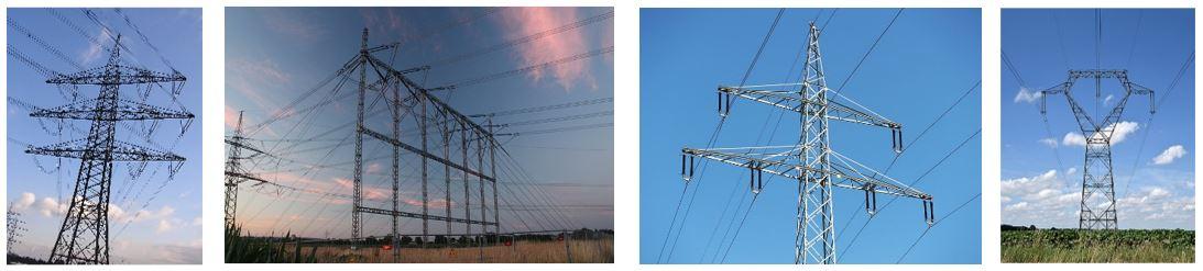 Strom Masten Poles
