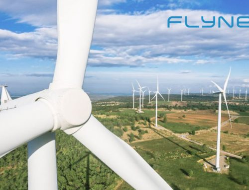 Wind energy: Easier maintenance with drones