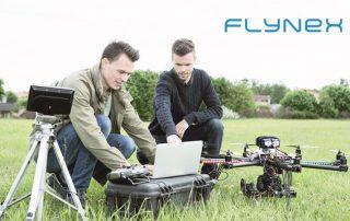 Drone Pilots Gimbal DJI Matric Controller