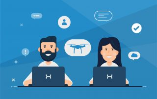 Job Speculative Application Drones Start-up Career