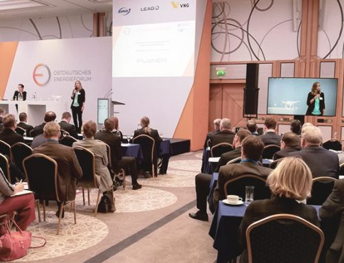 Review: Energy Forum in Leipzig