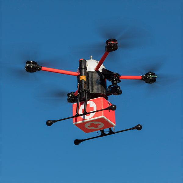Drohne Medifly