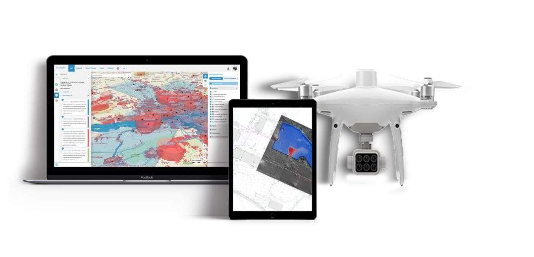 FlyNex Enterprise Suite Drone