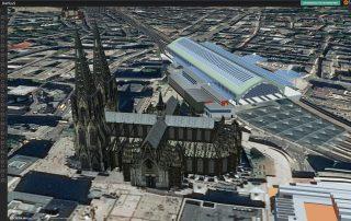 DaViLus Kölner Dom 3D