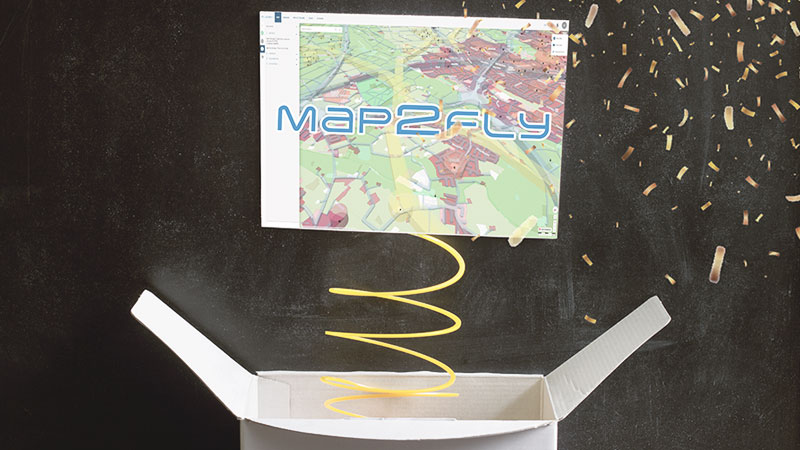 MapFly Release