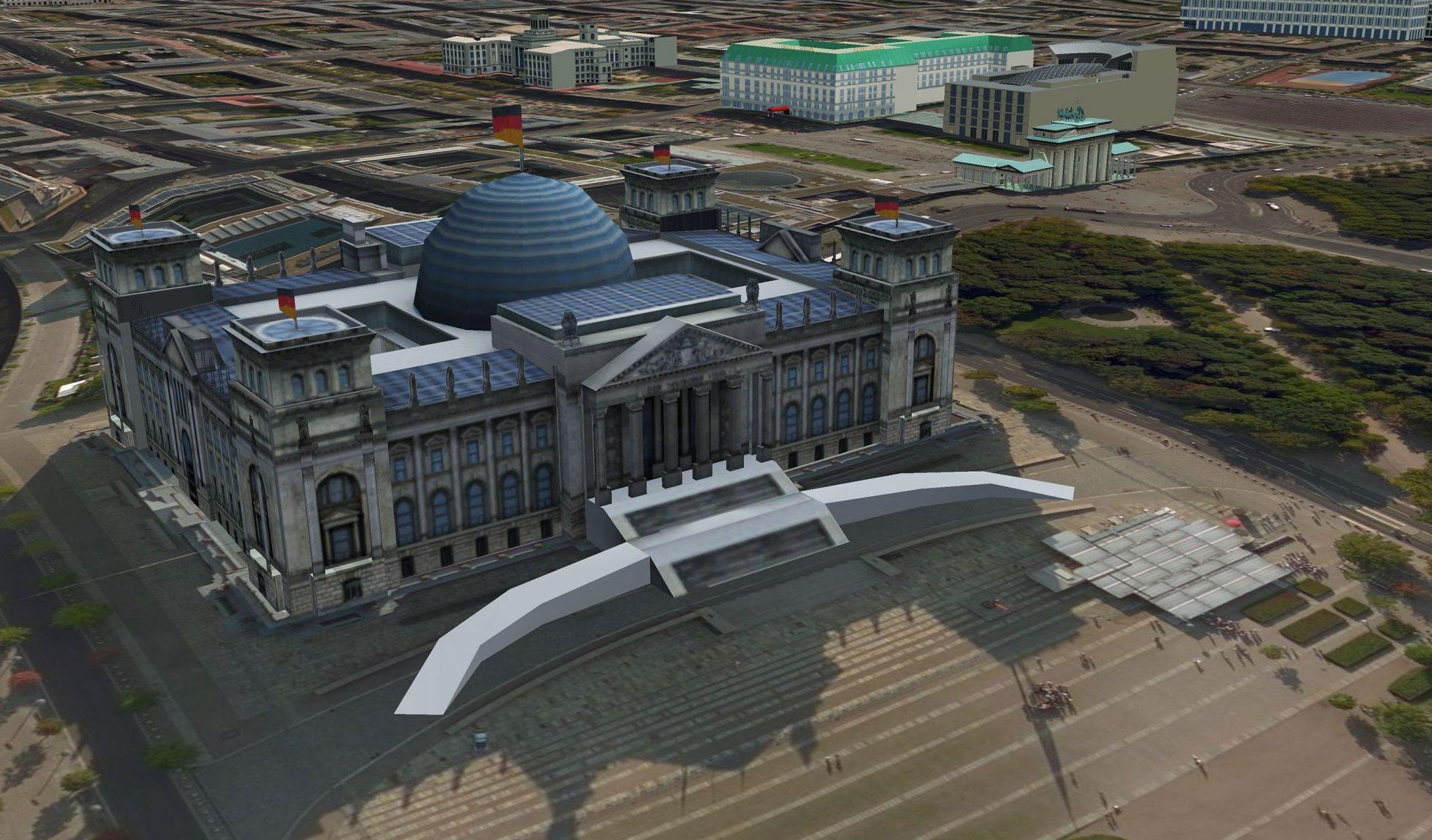 Abbildung 1: Deutsches Reichstagsgebäude