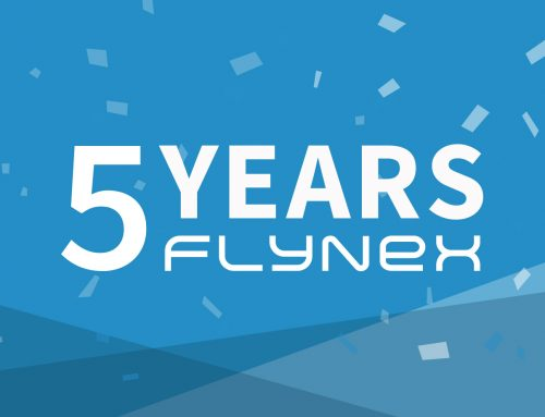 Five Years of FlyNex! Our Highlights for the Anniversary