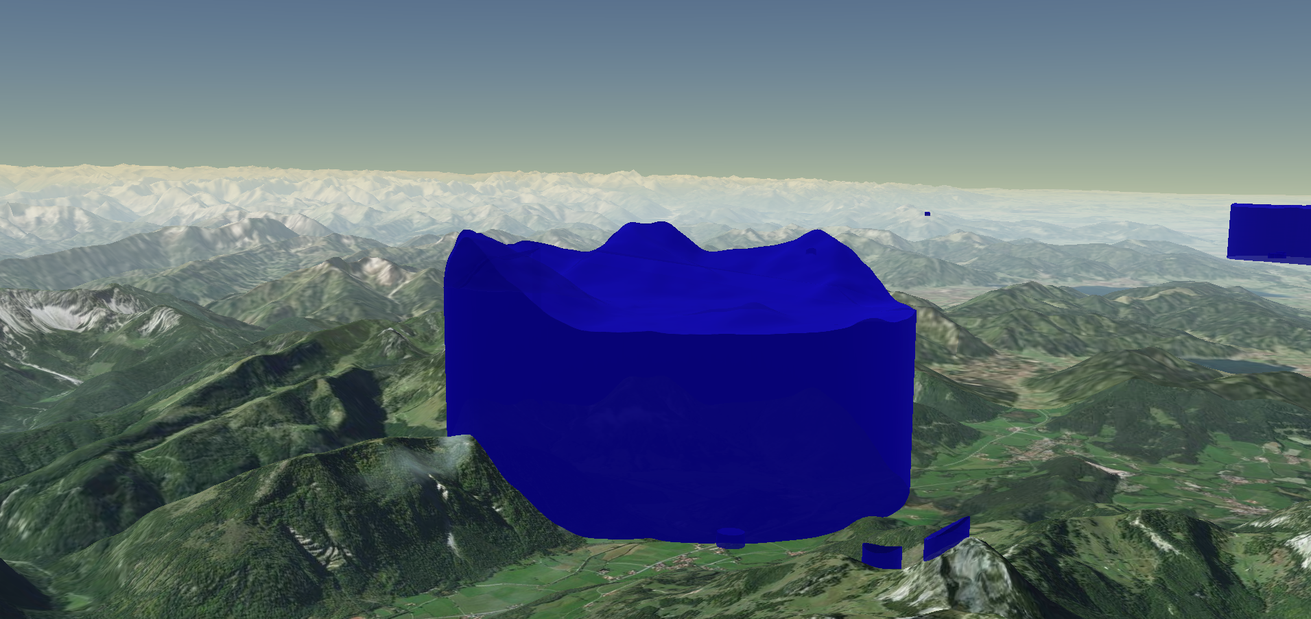 Abbildung 2: DaViLuS-Screenshot 3D-Polygon