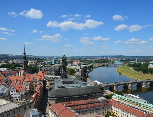 Above the roofs of Dresden – An Interview with ITB Dresden