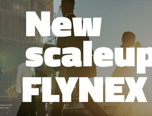 EIT Digital Accelerator welcomes FlyNex
