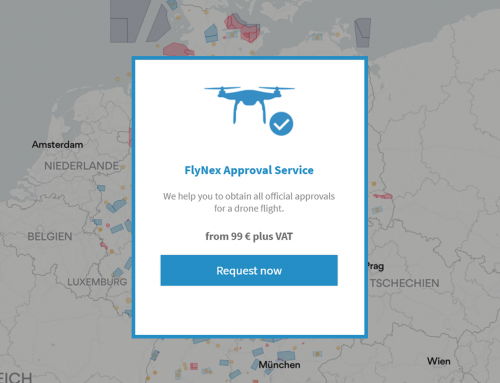 Get Your Drone Flight Permission With Flynex