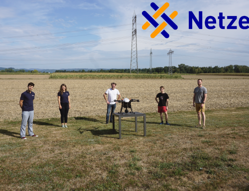 FlyNex and Netze BW Employ Drones for Plant Inspection