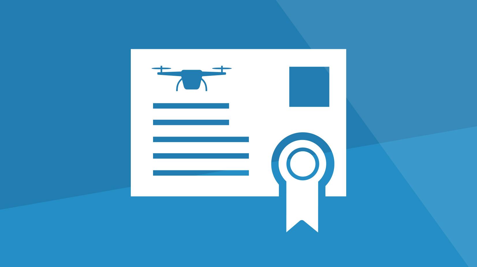 Grafik Drohnenführerschein