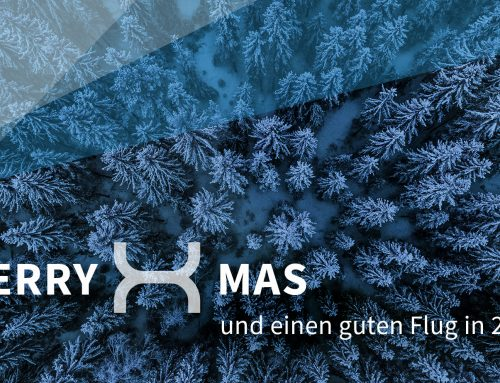 FlyNex wünscht frohe Weihnachten!