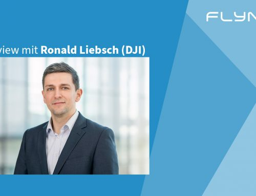Ronald Liebsch von DJI im Interview: Die neuen EU-Regeln