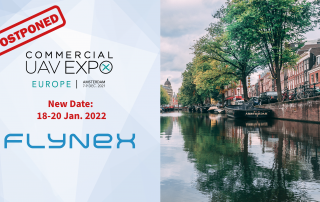 FlyNex at the Commercial UAV Expo