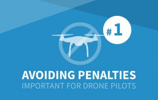 Avoiding Penalties for Drone Pilots