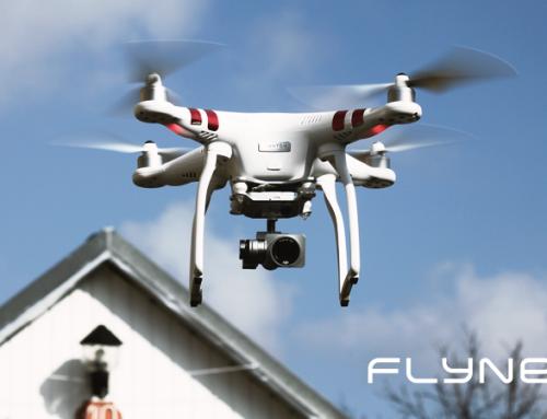 Dachschaden erkennen – Geht auch mit Drohne